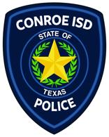 Conroe ISD PD Badge