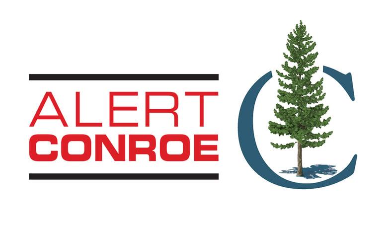 MC911 Alert Conroe logo 3-24-20 (1)