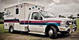 MCHD Ambulance