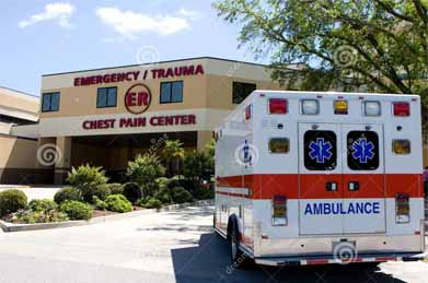 Emergency Trauma Vehicle